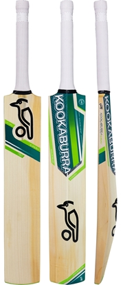 Picture of Cricket Bat English Willow Kahuna 750 By Kookaburra
