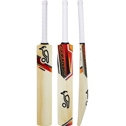 Picture of Cricket Bat English Willow Blaze 400 By Kookaburra