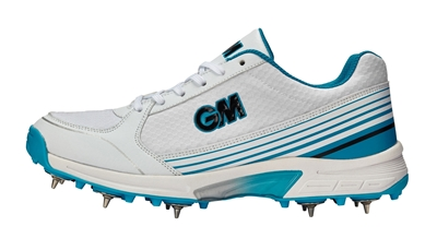 Cricket Shoes Maestro Multi Function - Cricket Footwear Metal Spikes & Rubber Studs Shoes By Gunn & Moore