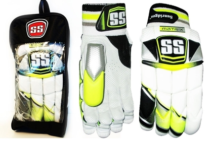 Picture of Cricket Batting Gloves Matrix by SS Sunridges