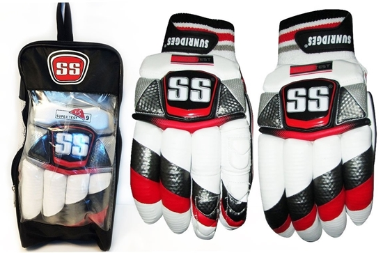 Picture of Cricket Batting Gloves SUPERTEST by SS Sunridges