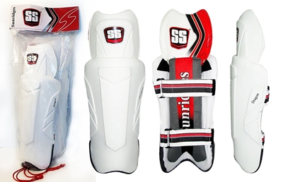 Picture of Cricket Wicket Keeping Pads DRAGON By SS Sunridges