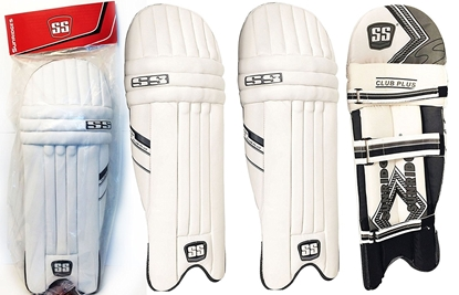 SS Batting Pads Club Plus