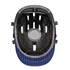 Picture of Navy Blue Purist Pro Junior Size Cricket Helmet by Gunn & Moore