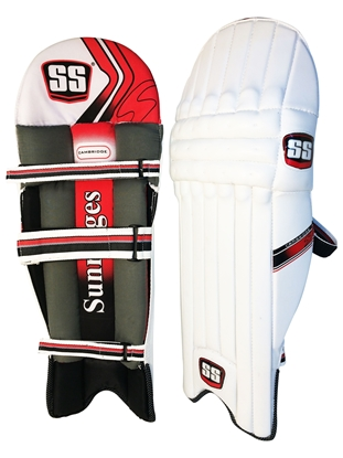 Picture of Cricket Batting Pads CAMBRIDGE S-Lite 4 By SS Sunridges