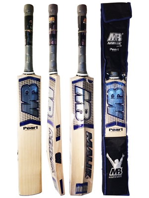 Pearl MB Cricket Bat by Malik