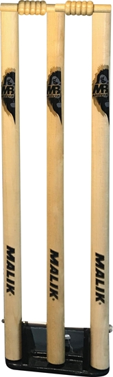 Cricket Spring Back Return Wicket Set With Bails