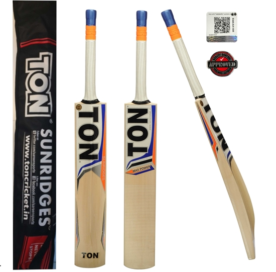 faa034395b8 Cricket Bat Kashmir Willow SS TON Max Power by Sunridges