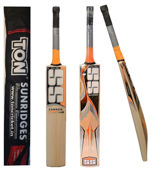 SS Cannon Cricket Bat Kashmir Willow