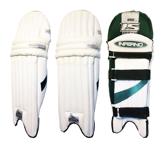 Inferno 250 Cricket Batting Pads by Ihsan