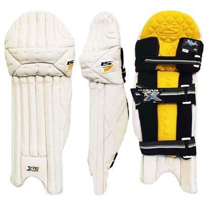 Picture of Cricket Batting Pads Lynx X1  By Ihsan