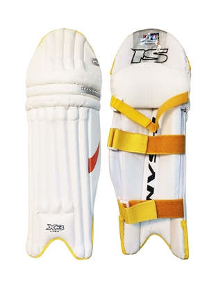 Picture of Cricket Batting Pads LYNX X3 by Ihsan