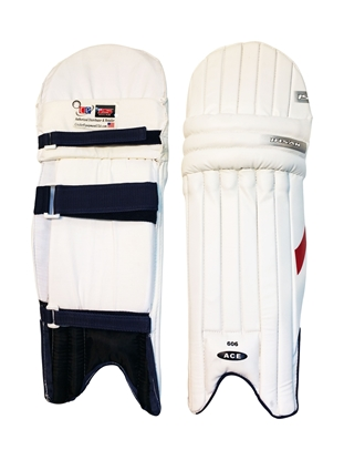Picture of Cricket Batting Pads Ace 606 by Ihsan