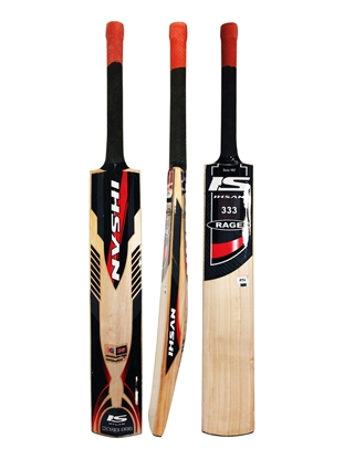 Picture of Cricket Bat English Willow RAGE 333 by Ihsan