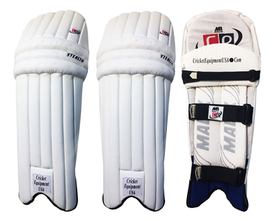 Picture of Cricket Batting Pads Stealth Ambidextrous by Cricket Equipment USA