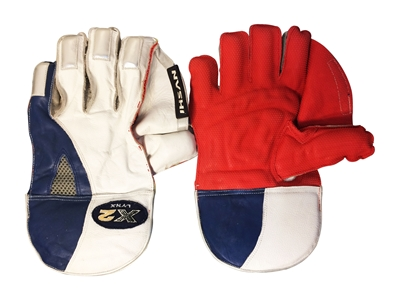 Picture of Wicket Keeping Gloves Lynx X2 By Ihsan