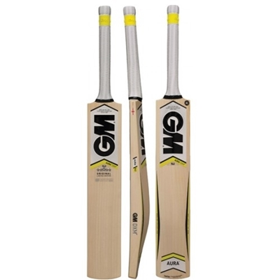Cricket Bat English Willow AURA F4.5 DXM 303