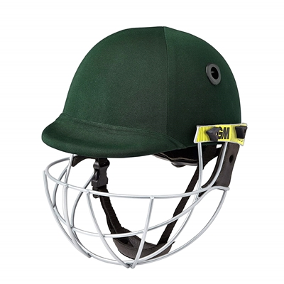 Picture of Cricket Batting Helmet - Icon Geo Helmet For Head & Face Protection (Green)