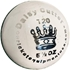 Picture of T20 Daisy Cutter White leather cricket ball by Cricket Equipment USA