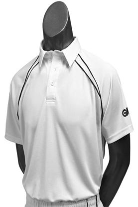 Teknik™ Club Cricket Shirt By Gunn & Moore
