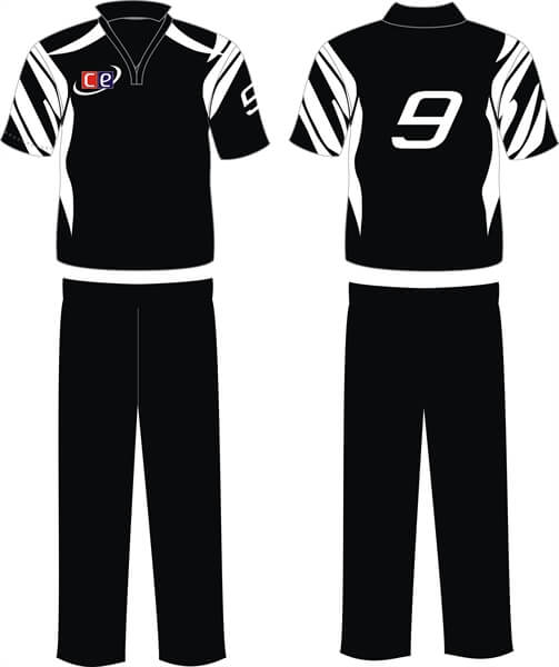 Custom Cricket Uniform New Zealand