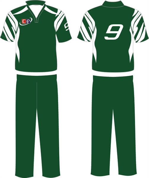 Custom Cricket Uniform Pakistan