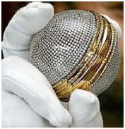 Diamond Cricket Ball